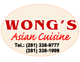 Wong's Asian Cuisine Restaurant, League City, TX 77573